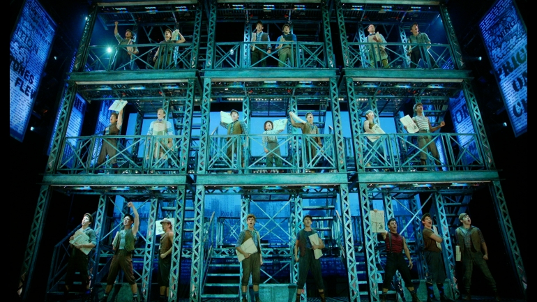 Disney's Newsies_The Broadway Musical_The Newsboys_Photo by_Disney Theatrical Productions.jpeg