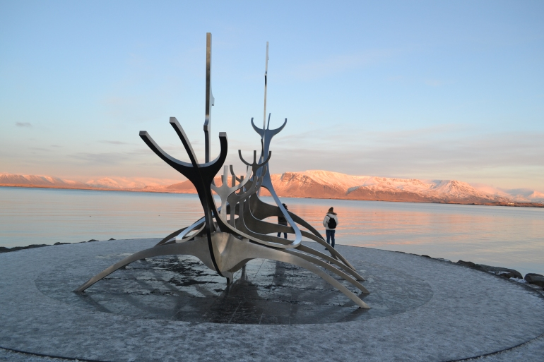 Solfar by Jón Gunnar Árnason