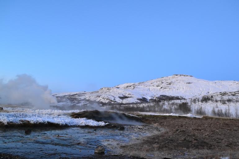 Judeebee Geysir Hot Springs