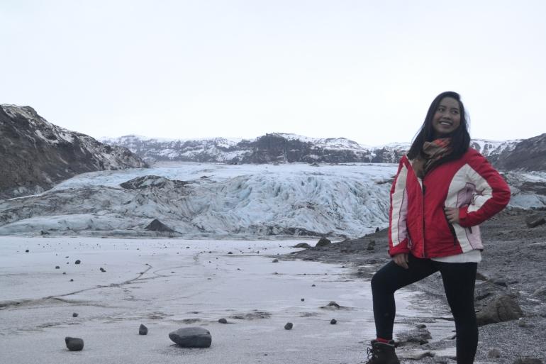 Judeebee Sólheimajökull Glacier