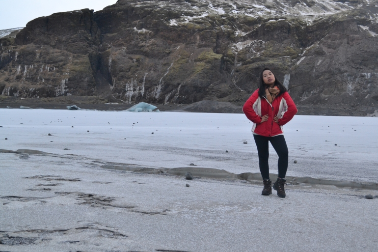 Next Level Fierce on Frozen Lake